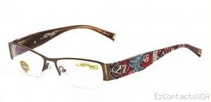 Ed Hardy EHO 721 Eyeglasses - Ed Hardy