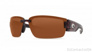 Costa Del Mar Rockport Sunglasses Tortoise Frame - Costa Del Mar
