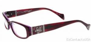 Ed Hardy EHO 728A Eyeglasses - Ed Hardy