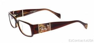 Ed Hardy EHO 729 Eyeglasses - Ed Hardy