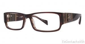 Ed Hardy EHO 732 Eyeglasses - Ed Hardy