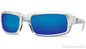Costa Del Mar Switchfoot Sunglasses Crystal Frame  - Costa Del Mar