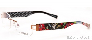 Ed Hardy Lites EHL 808 Eyeglasses - Ed Hardy
