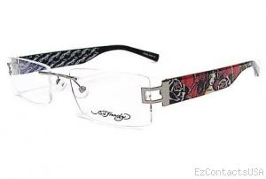 Ed Hardy Lites EHL 809 Eyeglasses  - Ed Hardy
