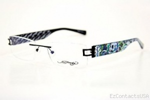 Ed Hardy Lites EHL 810 Eyeglasses - Ed Hardy