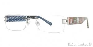 Ed Hardy Lites EHL 811 Eyeglasses - Ed Hardy