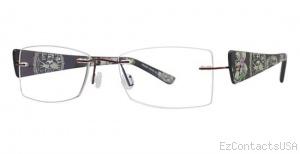 Ed Hardy Lites EHL 814 Eyeglasses - Ed Hardy