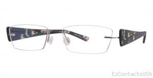 Ed Hardy Lites EHL 815 Eyeglasses - Ed Hardy