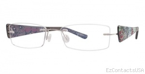Ed Hardy Lites EHL 817 Eyeglasses - Ed Hardy