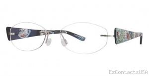 Ed Hardy Lites EHL 818 Eyeglasses - Ed Hardy