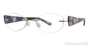 Ed Hardy EHL 819 Eyeglasses - Ed Hardy