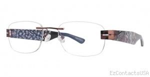 Ed Hardy Lites EHL 820 Eyeglasses - Ed Hardy