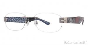 Ed Hardy Lites EHL 821 Eyeglasses - Ed Hardy