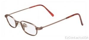 Flexon Kids 91 Eyeglasses - Flexon Kids