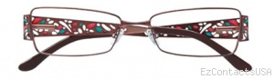 BCBGMaxazria Carolina Eyeglasses - BCBGMaxazria