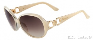 Salvatore Ferragamo SF601S Sunglasses - Salvatore Ferragamo