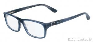 Salvatore Ferragamo SF2608 Eyeglasses - Salvatore Ferragamo