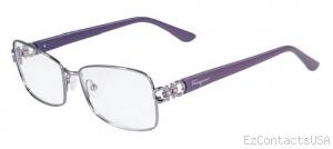 Salvatore Ferragamo SF2105R Eyeglasses - Salvatore Ferragamo