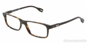 D&G DD1244 Eyeglasses - D&G