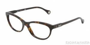 D&G DD1245 Eyeglasses - D&G