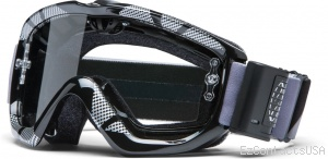 Smith Optics Option OTG Turbo Fan Moto Goggles - Smith Optics