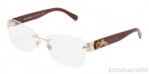 Dolce & Gabbana DG1241 Eyeglasses - Dolce & Gabbana