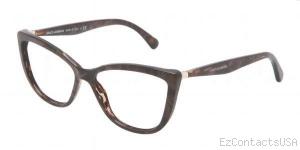 Dolce & Gabbana DG3138 Eyeglasses - Dolce & Gabbana