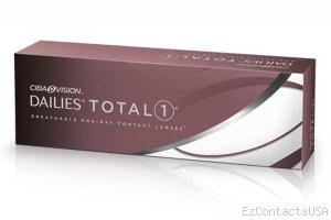 Dailies Total 1 30 Pack - Dailies