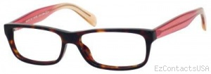 Marc By Marc Jacobs MMJ 549 Eyeglasses - Marc by Marc Jacobs