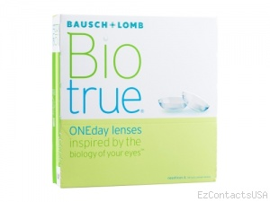 Biotrue ONEday 90 Pack - Biotrue
