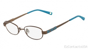 Flexon Kids Starburst Eyeglasses - Flexon