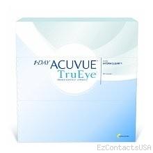 1-Day Acuvue TruEye 90 Pack - Acuvue