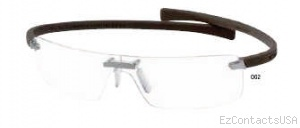 Tag Heuer Panorama Wide 3520 Eyeglasses - Tag Heuer