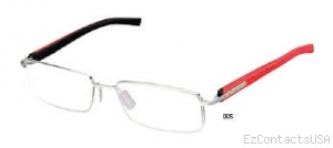 Tag Heuer Trends Rubber 8005 Eyeglasses - Tag Heuer