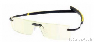 Tag Heuer Panorama Spring Rubber 3532 Eyeglasses - Tag Heuer