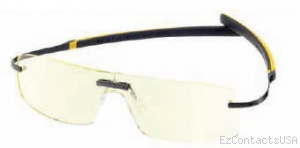 Tag Heuer Panorama Spring Rubber 3533 Eyeglasses - Tag Heuer
