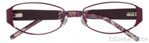 Ellen Tracy Madrid Eyeglasses - Ellen Tracy