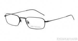 John Varvatos V126 Eyeglasses - John Varvatos