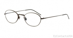 John Varvatos V129 Eyeglasses - John Varvatos