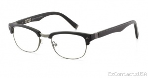 John Varvatos V132 Eyeglasses - John Varvatos