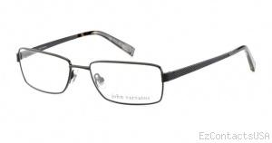 John Varvatos V134 Eyeglasses - John Varvatos