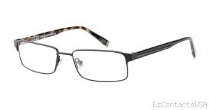 John Varvatos V135 Eyeglasses - John Varvatos