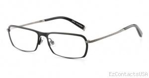 John Varvatos V136 Eyeglasses - John Varvatos