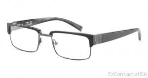 John Varvatos V137 Eyeglasses - John Varvatos