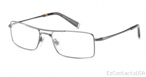 John Varvatos V138 Eyeglasses - John Varvatos