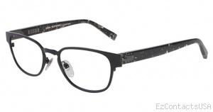 John Varvatos V141 Eyeglasses - John Varvatos