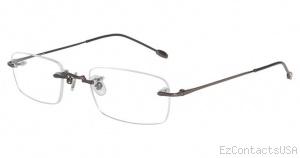 John Varvatos V142 Eyeglasses - John Varvatos