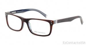 John Varvatos V330 Eyeglasses - John Varvatos