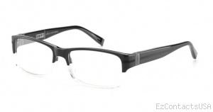John Varvatos V339 Eyeglasses - John Varvatos