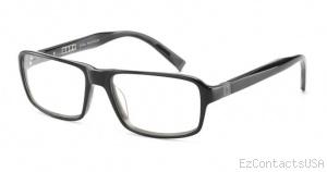 John Varvatos V340 Eyeglasses - John Varvatos